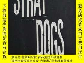 二手書博民逛書店Stray罕見Dogs a Novel John RidleyY