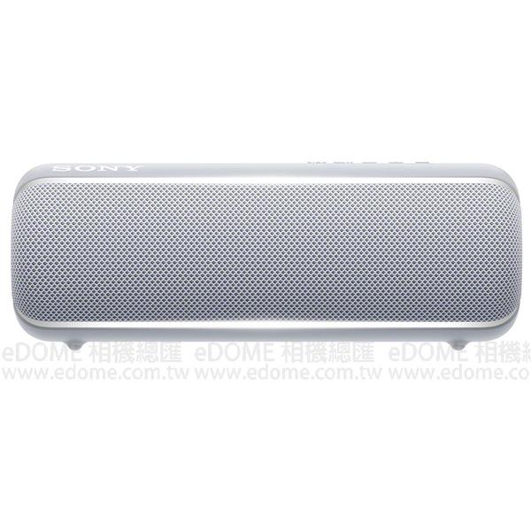 SONY SRS-XB22 灰色 NFC 防水藍芽喇叭 (免運 台灣索尼公司貨) EXTRA BASS 灰 迷你 無線喇叭