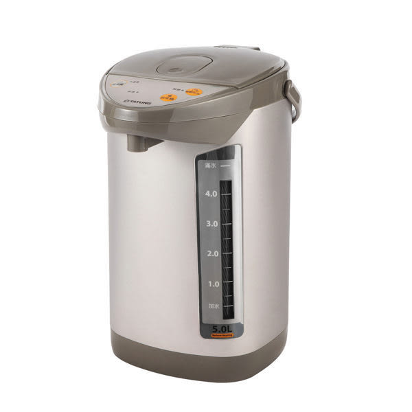 【中彰投電器】大同(5L)不鏽鋼內膽電熱水瓶,TLK-55EB【全館刷卡分期+免運費】