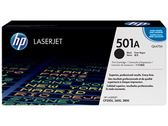 Q6470A HP 501A 原廠黑色碳粉匣 適用 CLJ3600/3800/CP3505