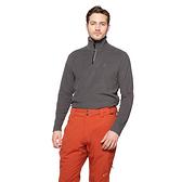 PROTEST 男 機能保暖上衣 PERFECTY 1/4 zip top