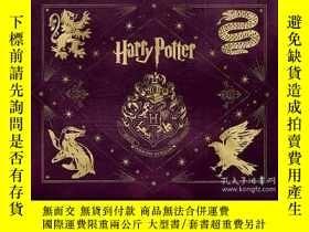 二手書博民逛書店Harry罕見Potter: Hogwarts Deluxe Stationery SetY410016 .