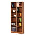 台灣製 小田原十二格書櫃 置物櫃 書櫃 展示架 展示櫃 收納櫃《生活美學》