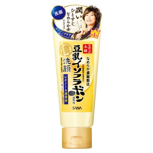 SANA 莎娜 豆乳美肌緊緻潤澤洗面乳(150g)【小三美日】