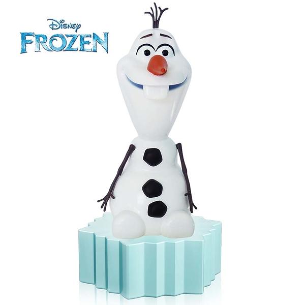 Disney Olaf 冰雪奇緣 雪寶 3D公仔 沐浴泡泡浴 300ml【Emily 艾美麗】