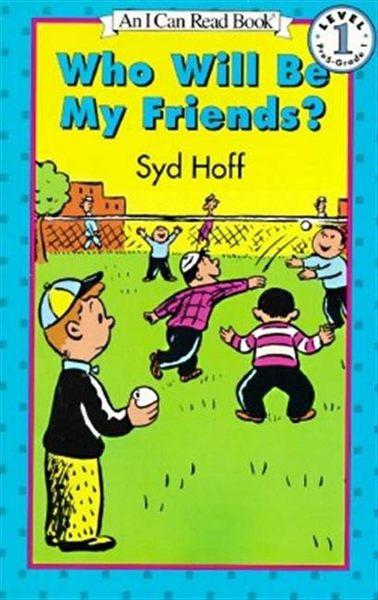 (二手書)An I Can Read Book Level 1: Who Will Be My Freinds?