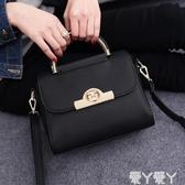 手提包秋季小包包女士新款潮韓版女包手提包簡約百搭側背斜背包