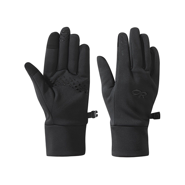 OR W's Vigor Midweight Sensor Gloves 女款 防風透氣觸控保暖手套 黑