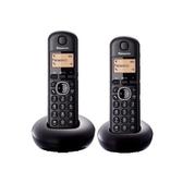 Panasonic國際牌 DECT數位無線電話 KX-TGB212 黑