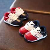 兒童鞋 學步鞋寶寶鞋兒童學步鞋軟底0-1-3一歲2男女童幼兒運動鞋加絨棉鞋【快速出貨】