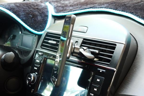 2合1 改良版 加強型 CD口 冷風口 磁鐵架 磁吸出風口手機架 磁鐵吸附式 磁性支架 鋁合金支架