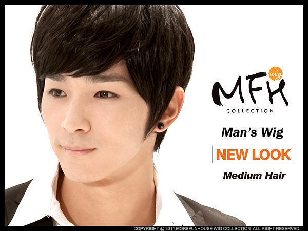 ◆BoyFriend隨性內彎短髮◆【M003002】男假髮 男生髮型 造型假髮