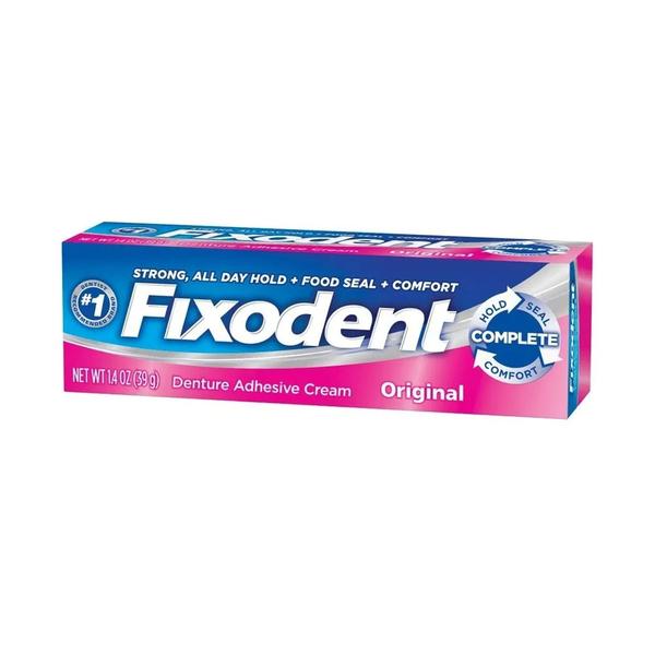 美國 Fixodent 假牙黏著劑 39G/條◆德瑞健康家◆