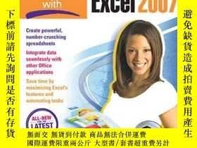 二手書博民逛書店How罕見To Do Everything With Microsoft Office Excel 2007Y
