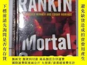 二手書博民逛書店英文原版罕見Mortal Causes by Ian Ranki