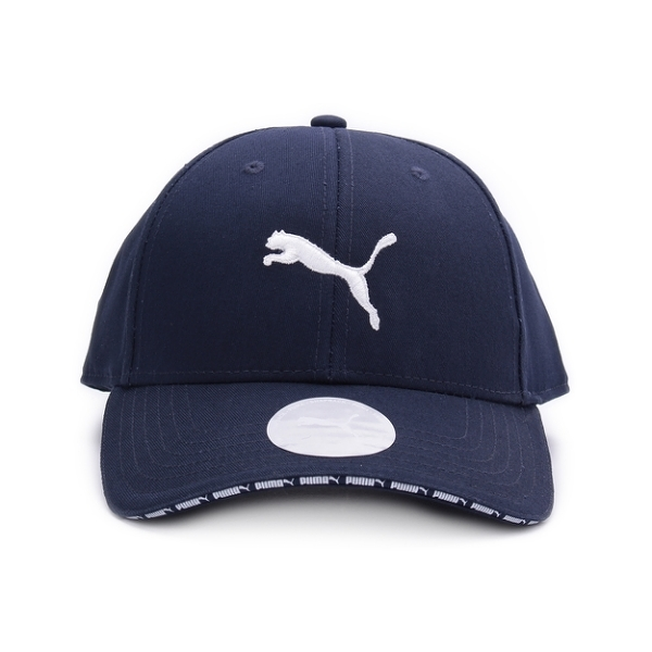 PUMA VISOR 印字棒球帽 重深藍 022824-02