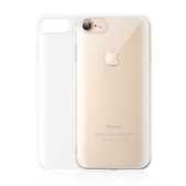 [富廉網] JTL iPhone 7 (4.7吋) 超防刮全包覆式保護殼 (透明/黑)