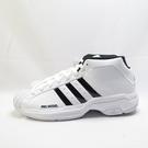 ADIDAS PRO MODEL 2G 男款 籃球鞋 FW4344 白【iSport愛運動】