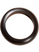 個性創意黑檀木戒指