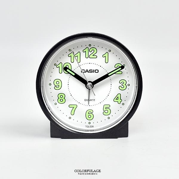 鬧鐘CASIO桌上型指針式NVCB7