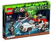 LEGO 樂高 Ghostbusters Ecto-1 & 2魔鬼剋星 抓鬼車 75828