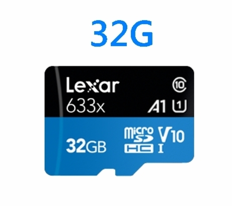 【聖影數位】雷克沙 Lexar microSDHC 633X C10 U1 V10 A1 32G 記憶卡