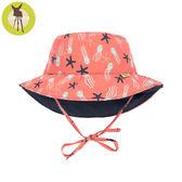 德國Lassig-嬰幼兒抗UV海灘遮陽帽-小水母