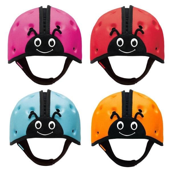 幼兒學步防撞安全帽