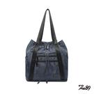 【THE89】酷黑迷彩_女款906-1601 側背包