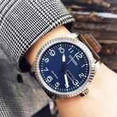 【南紡購物中心】CITIZEN日本星辰ECO-Drive復刻型男光動能紳士腕錶BM8530-11L公司貨