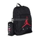 Nike 後背包 Jordan Backpack 黑 紅 男女款 喬丹 手提 雙肩背 運動休閒 【ACS】 JD2113008GS-001