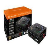【綠蔭-免運】曜越 Toughpower Grand RGB 650W金牌認證全模組電源供應器