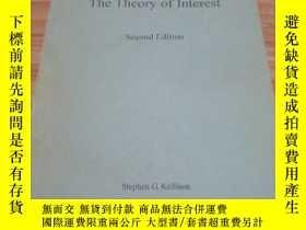 二手書博民逛書店丅he罕見Theory of Interest(英文原版書,乾淨
