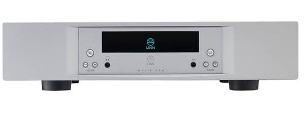 靜態展示福利品《商品全新無損傷》LINN Majik DSM 數位流播放器+綜合擴大機 銀色款