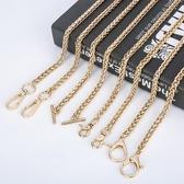 燈籠鏈包包鏈條配件帶包帶肩帶單買斜挎迷你包鏈子不易掉色金屬鏈 年底清倉8折