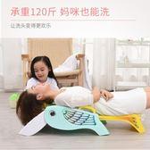 儿童洗 躺椅  洗 床可折 洗 躺椅子小孩加大 洗 神器家用