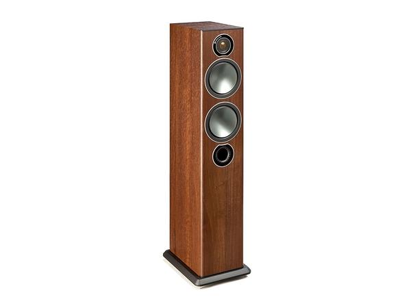 名展音響新竹推薦 英國Monitor Audio 銅Bronze 5 落地式喇叭/對