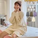 LULUS【A01200877】Y自訂款麻花長版針織上衣5色
