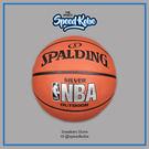 SPALDING 籃球 NBA 橘 銀標 Silver 戶外深溝 7號球 SPA83016【SP】