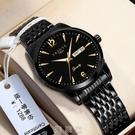 瑞士雙日歷新概念手錶男士機械錶全自動霸氣防水夜光名牌國產手錶 [現貨快出]
