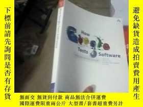 二手書博民逛書店How罕見Google Tests SoftwareY15389