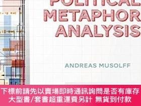 二手書博民逛書店Political罕見Metaphor AnalysisY255174 Andreas Musolff Blo