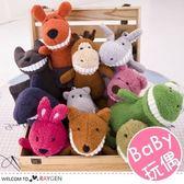 兒童禮物 寶寶安撫玩偶 微笑大牙 公仔 毛絨玩具