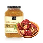 (限超取免運)韓國蜂蜜柚子茶+紅棗核桃小包裝100g 各1 [TK061119]千御國際