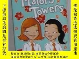 二手書博民逛書店英文原版罕見New Term at Malory Towers