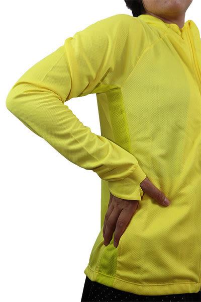 **美跑者系列**亞瑟士 Asics 女路跑外套-抗UV防曬 XXK684-04