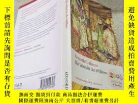 二手書博民逛書店the罕見wind in the willows柳樹的風Y200392