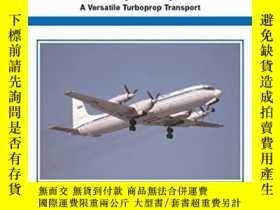 二手書博民逛書店(罕見)Ilyushin IL-18 20 22: A Versatile Turboprop 蘇聯俄羅斯伊柳申I