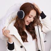 保暖耳罩女 防風護耳 冬季男女防水耳包情侶護耳朵防風反光可折疊加絨耳暖【多多鞋包店】pj707