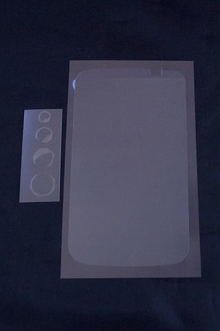 手機螢幕保護貼 HTC Desire C(A320e) 亮面